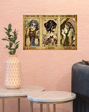 THE SOUL OF A GYPSY 17x11 Poster poster-landscape-17x11-lifestyle-21