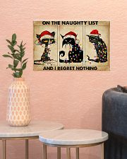 ON THE NAUGHTY LIST 17x11 Poster poster-landscape-17x11-lifestyle-21