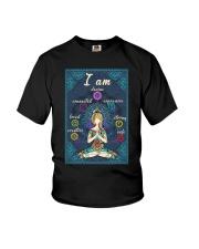 I AM DEVINE Youth T-Shirt tile