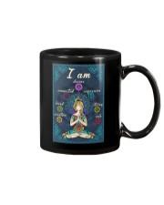 I AM DEVINE Mug tile