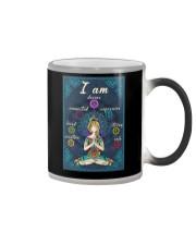 I AM DEVINE Color Changing Mug tile