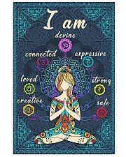 I AM DEVINE 11x17 Poster front
