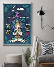I AM DEVINE 11x17 Poster lifestyle-poster-1