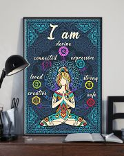 I AM DEVINE 11x17 Poster lifestyle-poster-2