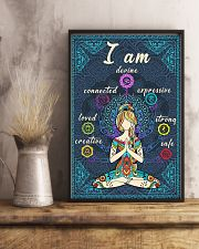 I AM DEVINE 11x17 Poster lifestyle-poster-3