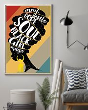 MAD HUSTLE DOPE SOUL 11x17 Poster lifestyle-poster-1
