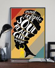 MAD HUSTLE DOPE SOUL 11x17 Poster lifestyle-poster-2
