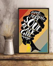 MAD HUSTLE DOPE SOUL 11x17 Poster lifestyle-poster-3