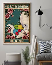 AUTISM BE KIND 11x17 Poster lifestyle-poster-1