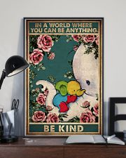 AUTISM BE KIND 11x17 Poster lifestyle-poster-2