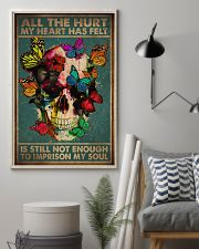 ALL THE HURT MY HEART HAS FELT 11x17 Poster lifestyle-poster-1