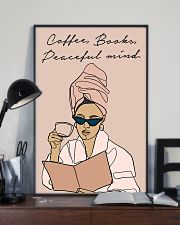 COFFEE BOOKS PEACEFUL MIND 11x17 Poster lifestyle-poster-2
