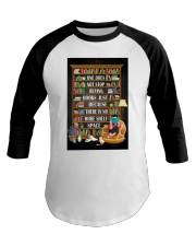 ONE DOES NOT STOP BUYING BOOKS Baseball Tee tile