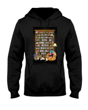 ONE DOES NOT STOP BUYING BOOKS Hooded Sweatshirt tile