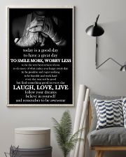 TODAY IS A GOOD DAY 11x17 Poster lifestyle-poster-1