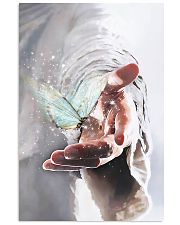 JESUS - BUTTERFLY 11x17 Poster front