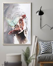 JESUS - BUTTERFLY 11x17 Poster lifestyle-poster-1