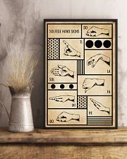 SOLFEGE HAND SIGN 11x17 Poster lifestyle-poster-3