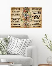 TODAY IS A GOOD DAY 24x16 Poster poster-landscape-24x16-lifestyle-01
