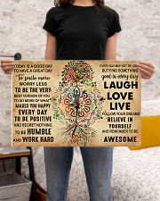 TODAY IS A GOOD DAY 24x16 Poster poster-landscape-24x16-lifestyle-20