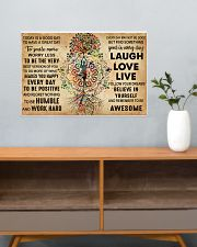 TODAY IS A GOOD DAY 24x16 Poster poster-landscape-24x16-lifestyle-25