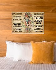 TODAY IS A GOOD DAY 24x16 Poster poster-landscape-24x16-lifestyle-27