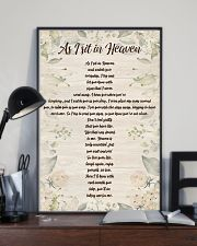 AS I SIT IN HEAVEN 11x17 Poster lifestyle-poster-2