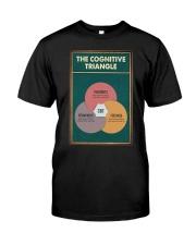 THE CORGNATIVE TRAINGLE Classic T-Shirt tile