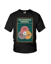 THE CORGNATIVE TRAINGLE Youth T-Shirt tile