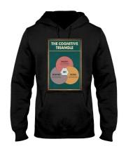 THE CORGNATIVE TRAINGLE Hooded Sweatshirt tile