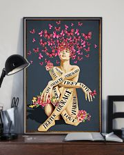 BREAST CANCER 11x17 Poster lifestyle-poster-2