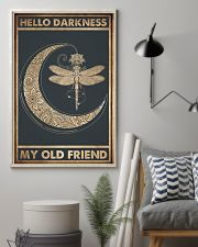 HELLO DARKNESS MY OLD FRIEND 11x17 Poster lifestyle-poster-1