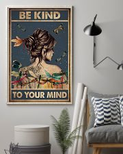 BE KIND TO YPUR MIND 11x17 Poster lifestyle-poster-1