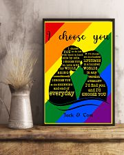 I CHOOSE YOU 11x17 Poster lifestyle-poster-3