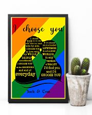 I CHOOSE YOU 11x17 Poster lifestyle-poster-8