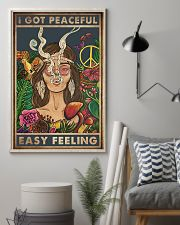 I GOT PEACEFUL EASY FEELING 11x17 Poster lifestyle-poster-1