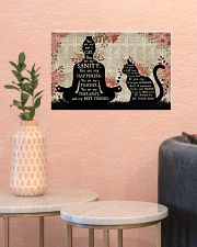 YOU ARE NOT JUST A CAT 17x11 Poster poster-landscape-17x11-lifestyle-21