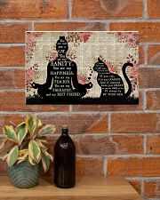 YOU ARE NOT JUST A CAT 17x11 Poster poster-landscape-17x11-lifestyle-23