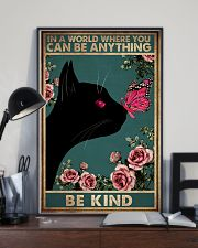 IN A WORLD WHERE YOU CAN BE ANYTHING BE KIND 11x17 Poster lifestyle-poster-2