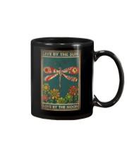 LIVE BY THE SUN LOVE BY THE MOON Mug tile