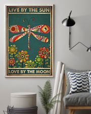 LIVE BY THE SUN LOVE BY THE MOON 11x17 Poster lifestyle-poster-1