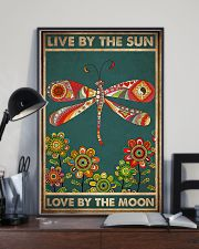 LIVE BY THE SUN LOVE BY THE MOON 11x17 Poster lifestyle-poster-2