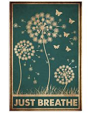 JUST BREATHE 11x17 Poster front
