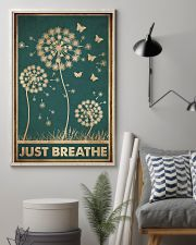 JUST BREATHE 11x17 Poster lifestyle-poster-1