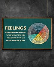 MENTAL HEALTH FEELINGS 17x11 Poster poster-landscape-17x11-lifestyle-12