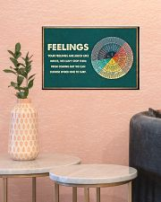 MENTAL HEALTH FEELINGS 17x11 Poster poster-landscape-17x11-lifestyle-21