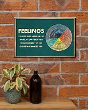 MENTAL HEALTH FEELINGS 17x11 Poster poster-landscape-17x11-lifestyle-23