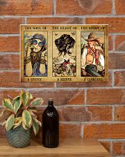 THE SOUL OF A GYPSY 17x11 Poster poster-landscape-17x11-lifestyle-23