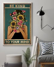 BE KIND TO YOUR MIND 11x17 Poster lifestyle-poster-1