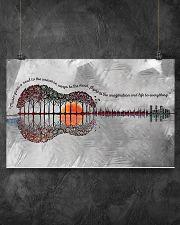 MUSIC GUESS A SOUL 17x11 Poster poster-landscape-17x11-lifestyle-12